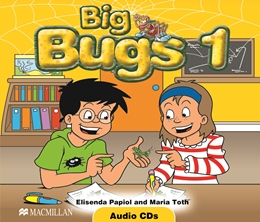 BIG BUGS 1 AUDIO CD (3)
