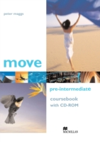 MOVE PRE-INTERMEDIATE-LEVEL STUDENT'S BOOK  +  CD-ROM