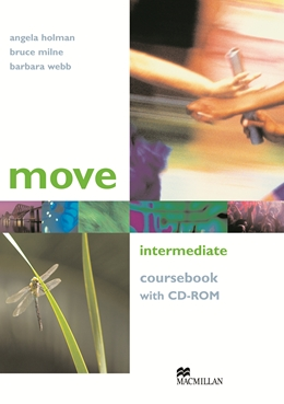 MOVE INTERMEDIATE-LEVEL STUDENT'S BOOK  +  CDROM