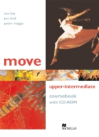 MOVE UPPER INTERMEDIATE LEVEL STUDENT'S BOOK  +  CD-ROM