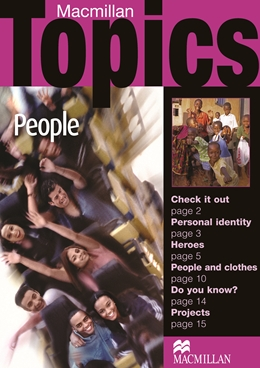 MACMILLAN TOPICS  BEGINNER - PEOPLE