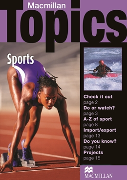 MACMILLAN TOPICS BEGINNER PLUS - SPORT