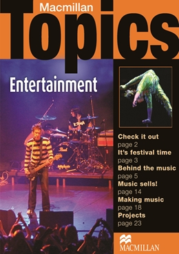 MACMILLAN TOPICS PRE-INTERMEDIATE - ENTERTAINMENT