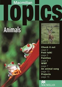 MACMILLAN TOPICS BEGINNER PLUS - ANIMALS