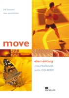 MOVE ELEMENTARY STUDENT'S BOOK  +  CDROM