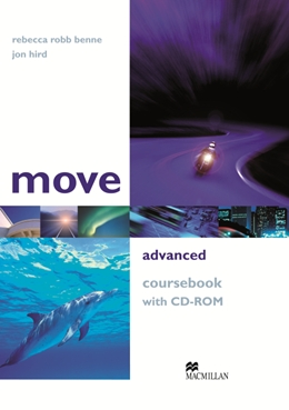 MOVE ADVANCED STUDENT'S BOOK  +  CD-ROM