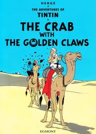 CRAB WITH THE GOLDEN CLAWS, THE
