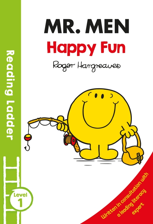 READING LADDER : MR MEN: HAPPY FUN LEVEL 1