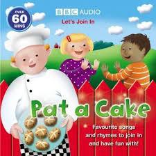 CD - PAT-A-CAKE