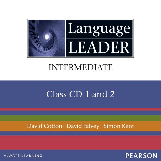 LANGUAGE LEADER INTERMEDIATE CLASS CDS