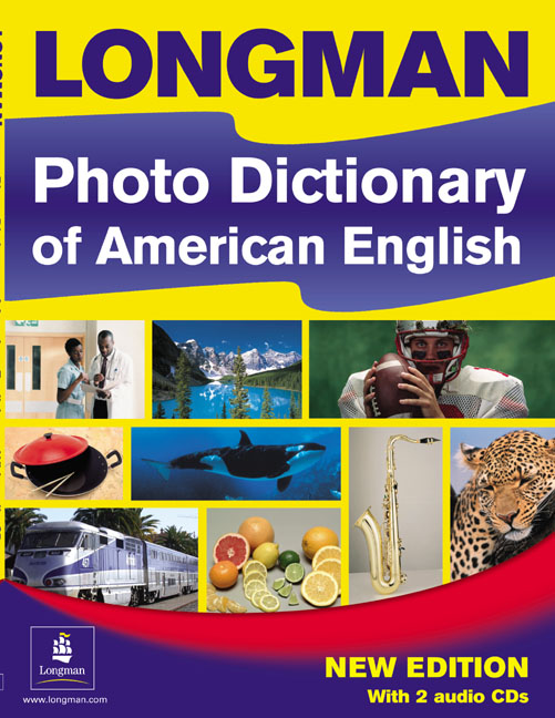 LONGMAN PHOTO DICTIONARY OF AMERICAN ENGLISH & AUDIO CD