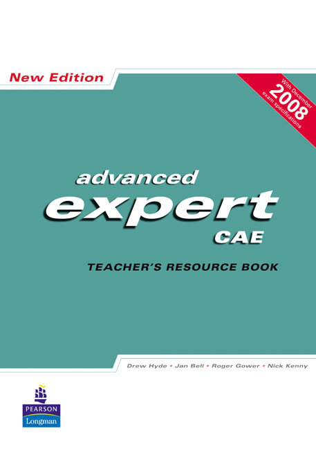 CAE EXPERT NEW EDITION TEACHERS RESOURCE BOOK