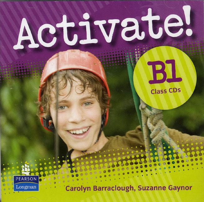 ACTIVATE! B1 CLASS CD 1-2