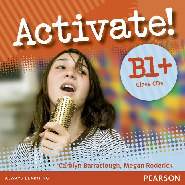 ACTIVATE! B1+ CLASS CD 1-2