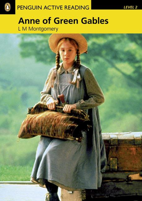 PAR2 - ANNE OF GREEN GABLES BOOK AND CD-ROM PACK