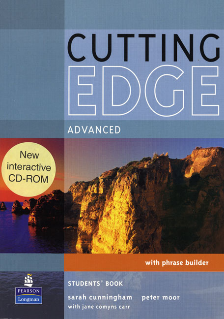 CUTTING EDGE ADVANCED STUDENTS BOOK AND CD-ROM PACK
