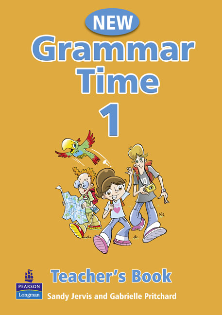 NEW GRAMMAR TIME 1 TEACHERS BOOK