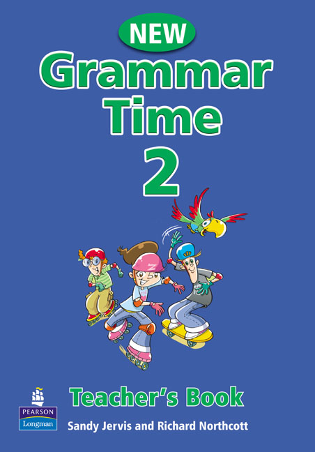 NEW GRAMMAR TIME 2 TEACHERS BOOK