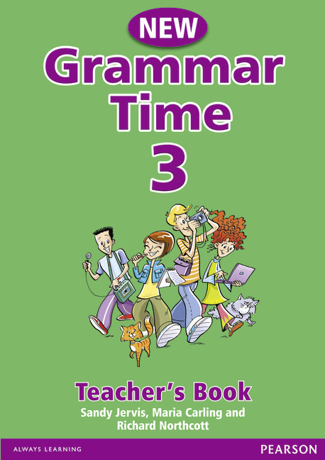 NEW GRAMMAR TIME 3 TEACHERS BOOK