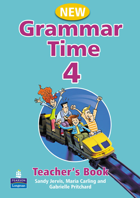 NEW GRAMMAR TIME 4 TEACHERS BOOK