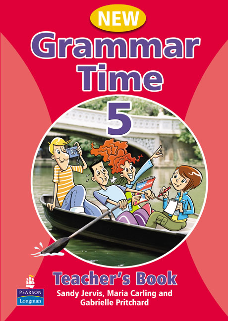 NEW GRAMMAR TIME 5 TEACHERS BOOK