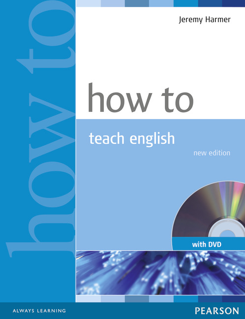 HOW TO TEACH ENGLISH BOOK AND DVD PACK