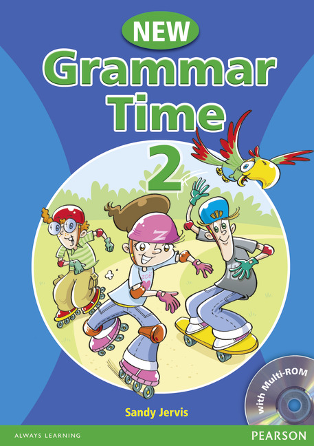 NEW GRAMMAR TIME 2 STUDENT BOOK PACK