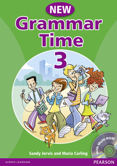 NEW GRAMMAR TIME 3 STUDENT'S BOOK PACK