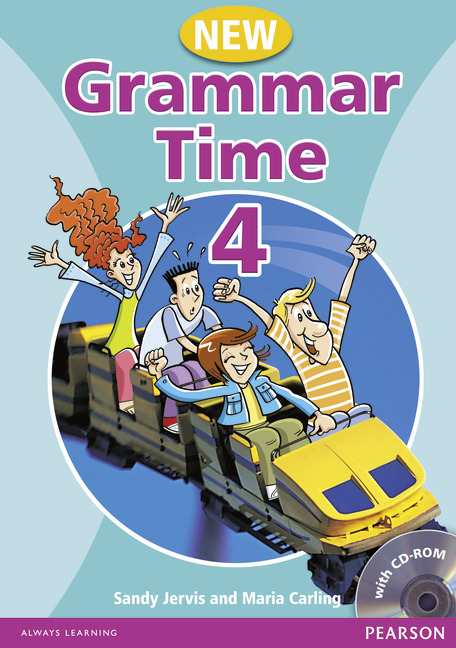 NEW GRAMMAR TIME 4 STUDENT BOOK PACK