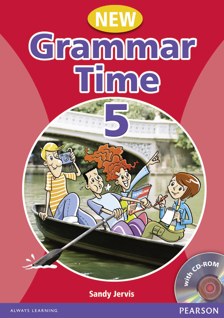 NEW GRAMMAR TIME 5 STUDENT BOOK PACK