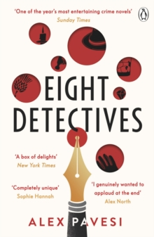 Eight Detectives : The Sunday Times Crime Book of the Month