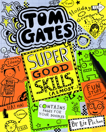 TOM GATES - SUPER GOOD SKILLS (ALMOST...)