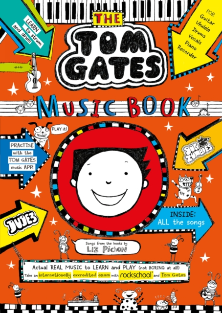 TOM GATES : THE MUSIC BOOK