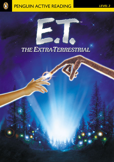 PAR2 - :E.T. THE EXTRA -TERRESTRIAL BOOK AND CD-ROM PACK