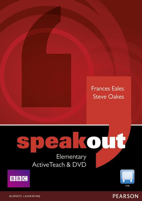 SPEAKOUT ELEMENTARY ACTIVE TEACH