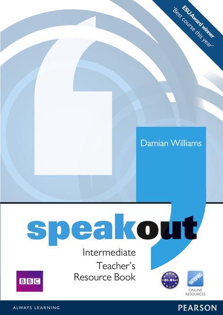 SPEAKOUT INTERMEDIATE TEACHER'S BOOK