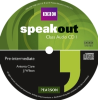 SPEAKOUT PRE-INTERMEDIATE CLASS CD (X3)