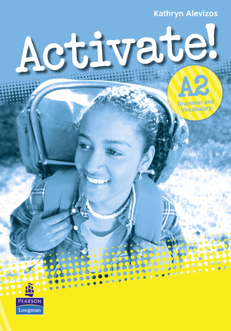 ACTIVATE! A2 GRAMMAR & VOCABULARY BOOK