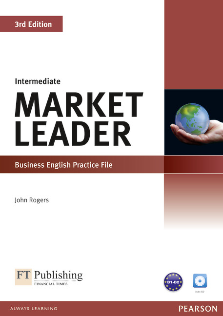MARKET LEADER 3RD EDITION INTERMEDIATE PRACTICE FILE & PRACTICE FILE  CD PACK