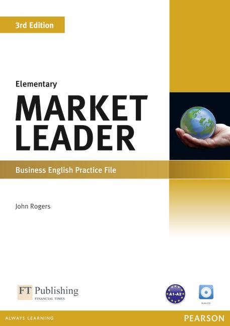 MARKET LEADER 3RD EDITION ELEMENTARY PRACTICE FILE & PRACTICE FILE CD PACK