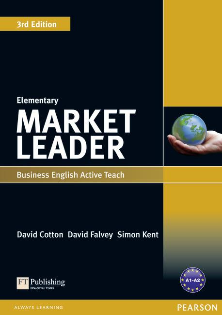 MARKET LEADER 3RD EDITION ELEMENTARY ACTIVE TEACH