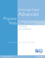 CAE PRACTICE TESTS PLUS 2 (NEW ED.) + MULTIROM