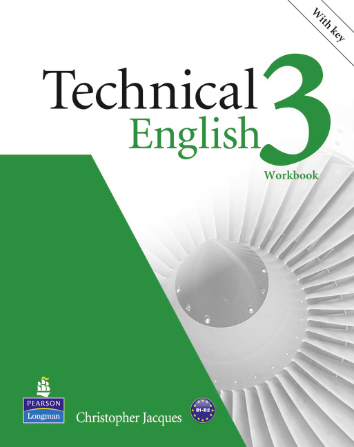 TECHNICAL ENGLISH LEVEL 3 WORKBOOK WITH KEY/AUDIO CD PACK