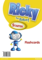 RICKY THE ROBOT STARTER FLASHCARDS