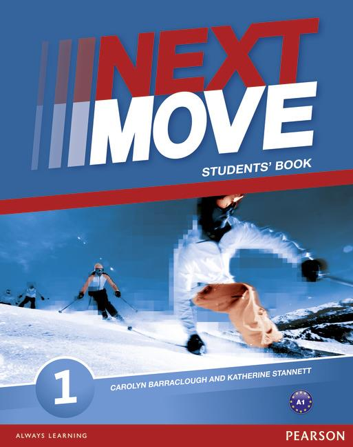 NEXT MOVE 1 STUDENTS' BOOK