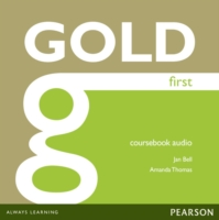 GOLD FIRST CBK AUDIO CDS