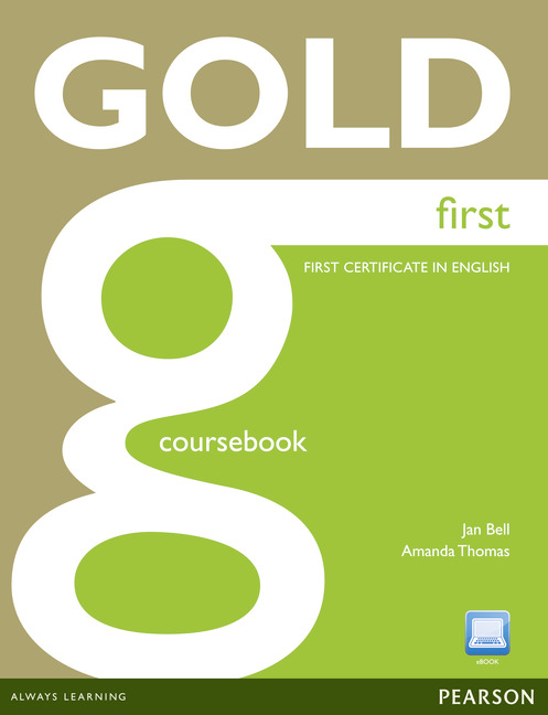 GOLD FIRST COURSEBOOK AND ACTIVE BOOK PACK