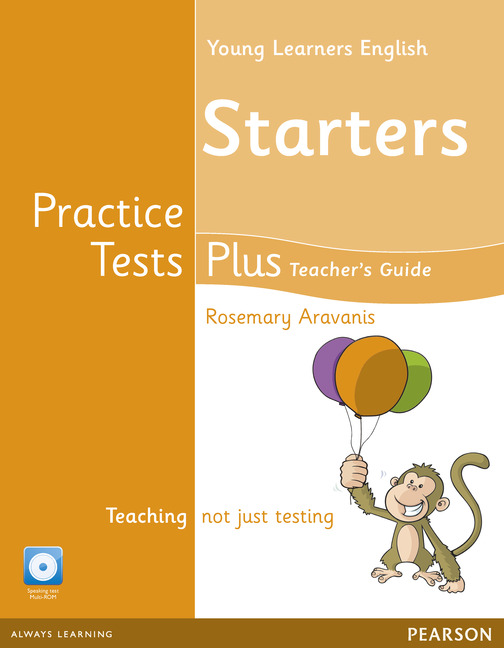 YOUNG LEARNERS ENGLISH STARTERS PRACTICE TESTS PLUS TEACHER'S BOOK WITH MULTI-ROM PACK