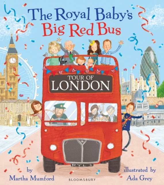 ROYAL BABY'S BIG RED BUS TOUR OF LONDON, THE