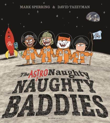 THE ASTRO NAUGHTY NAUGHTY BADDIES